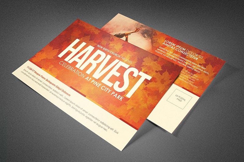 Church Postcards Printing