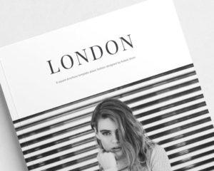 Fashion Lookbook Printing 1