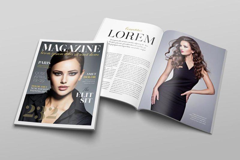 Magazine Printing 2